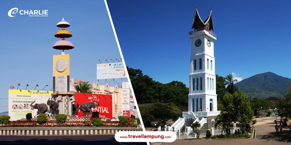 Travel Lampung Bukittinggi