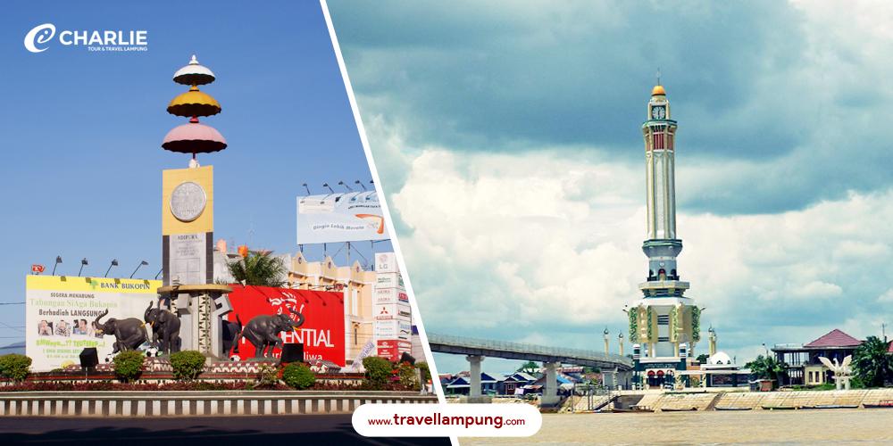 Travel Lampung Pelabuhan Dagang