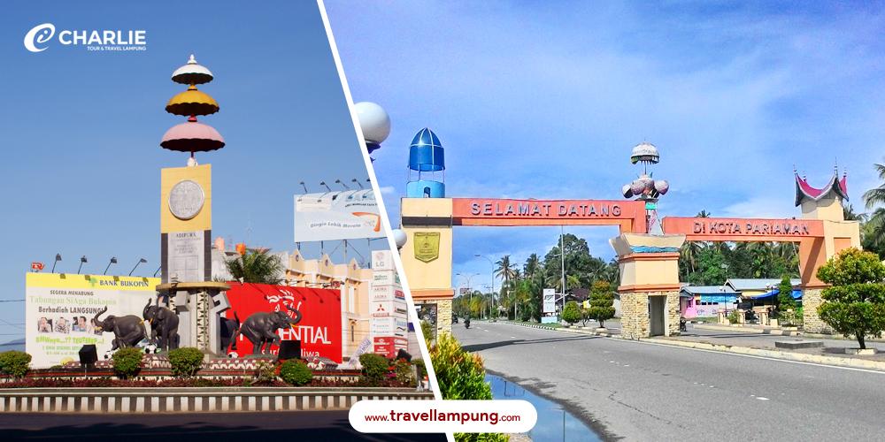 Travel Lampung Pariaman